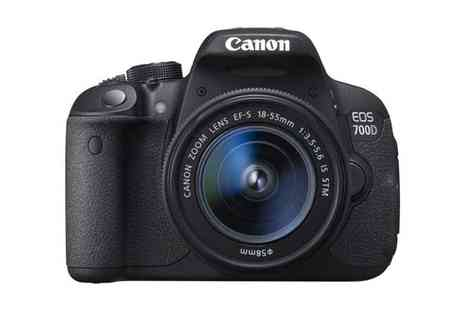 Pixmania  - Canon EOS 700D plus Lens - Save 31%
