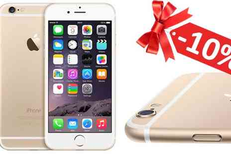 Pixmania - 10% off New Apple iPhone 6 Plus Gold - Save 10%