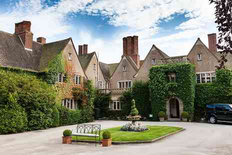 Mallory Court Hotel - Idyllic Warwickshire Gourmet Stay with Meals - Save 51%