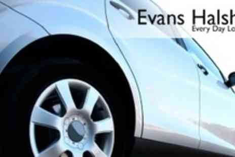 Evans Halshaw - 80 Point Vehicle Check and Valet - Save 61%