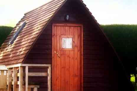 Royal Umpire Park - One Night Wigwam Stay For Five - Save 48%