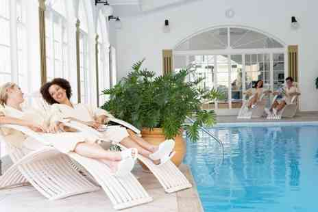 Overstone Spa - Spa Day With Two Treatments - Save 56%