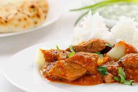 Rajkot Indian Restaurant - Two Course Indian Meal For Two  - Save 67%