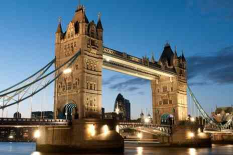 River Thames Cruises - Christmas Thames Disco Cruise Plus VIP Club Entrance - Save 47%
