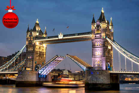 Experify - Five stocking filler experiences including a river cruise, helicopter flight - Save 51%