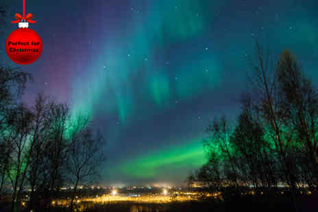 iFly Holidays - Two night Iceland break including Northern Lights tour - Save 23%