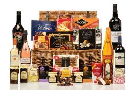 Polyverse - Luxury Christmas Food and Drink Hampers - Save 0%