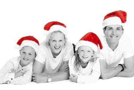 Taylor Ewins Photography - Christmas Family Photoshoot With Five Prints and Bauble  - Save 0%