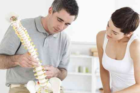 Back 2 Life- Chiropractic Consultation Plus Two  Treatments  - Save 70%