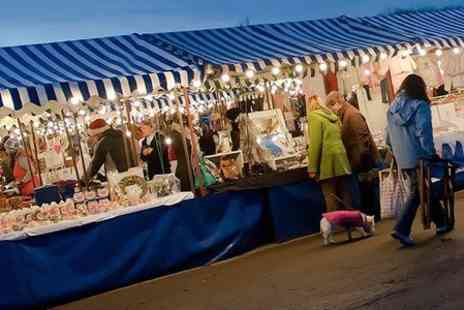 NE Markets - Entry of Team Valley Christmas Market For Two  - Save 0%