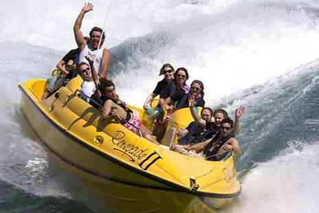 Saber Powersports - Two hour Jet Viper powerboating experience for one - Save 71%