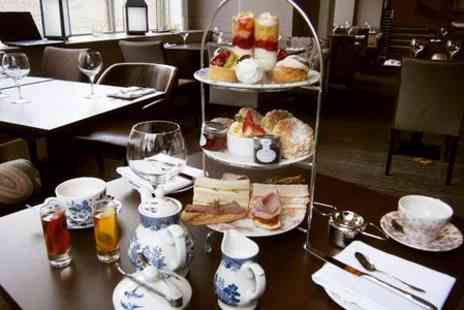 Roxburghe Crowne Plaza  - Prosecco Afternoon Tea For Two  - Save 53%