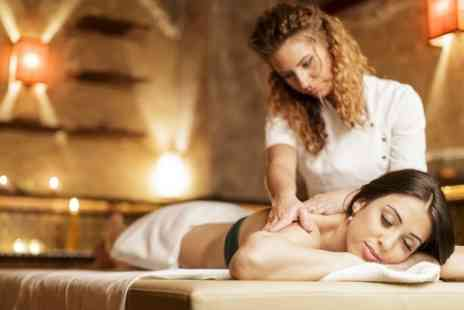 Boutique and Tanning - One Hour Full Body Massage - Save 58%