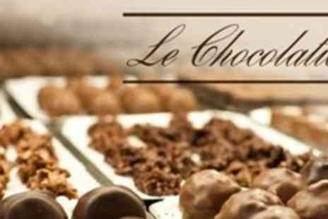 Le Chocolatier - Two Hour Chocolate Making Experience For One - Save 60%