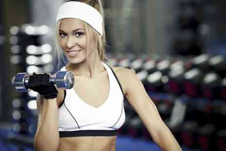Tally Ho Gyms HO - Ten Day Gym Passes With Access to Classes - Save 81%