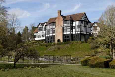 Caer Beris Manor - One Night Stay For Two With Breakfast - Save 35%