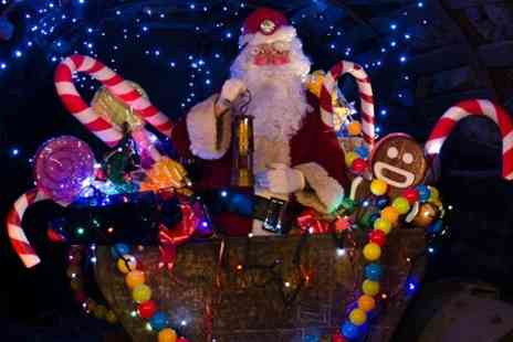 Rhondda Heritage Park - Ticket to Santas Toy Mine - Save 0%
