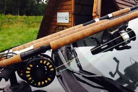 Speyfly - Full Day of Salmon Fishing Tuition  - Save 52%