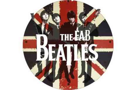 Millanzo Promotions - Fab Beatles Ticket  - Save 50%