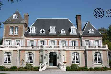 Chateau de Noyelles - Spend Two nights in a French chateau, with half board and a gourmet basket - Save 50%