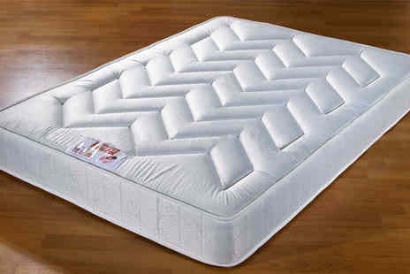 DUREST BEDS - Quilted Orthopaedic Mattress - Save 77%