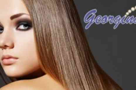 Georginas - Brazilian Keratin Hair Straightening - Save 70%