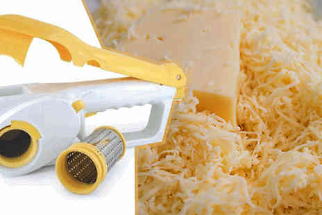 Zip Gadgets - Electric Cheese Grater - Save 55%