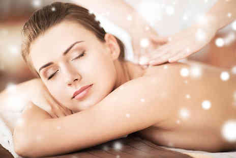 Champagne Beauty - 90 minute Christmas pamper package, including a choice of 3 treatments - Save 80%