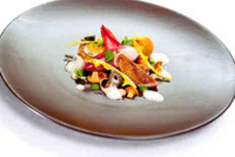 Pied a Terre - Seven Dish Tasting Menu  - Save 45%