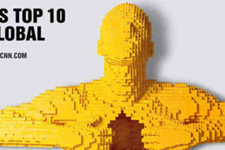 LOVETheatre - Family Ticket to The Art Of The Brick - Save 0%