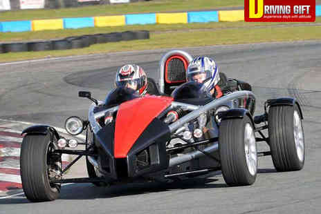 Driving Gift - Ariel Atom Driving Experience - Save 51%