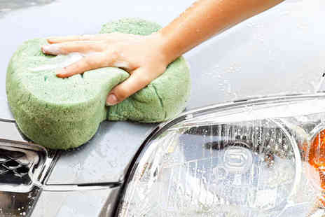 Valet Worx - Midi Car Valet with Nano Wash and Wax - Save 60%