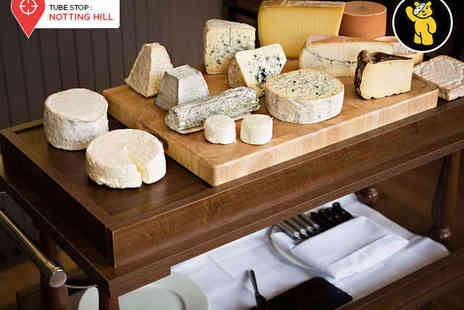 The New Angel - Cheese Training and Sherry Tasting - Save 0%