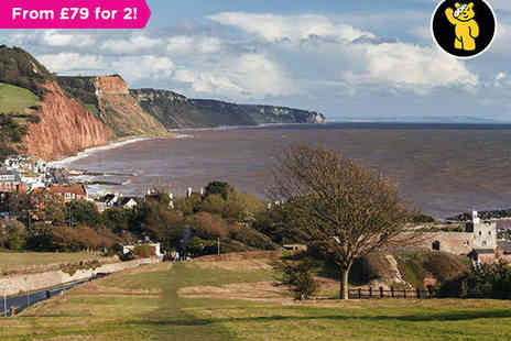 Sidmouth Harbour Hotel - One night Coastal Getaway in Glorious Devon - Save 0%