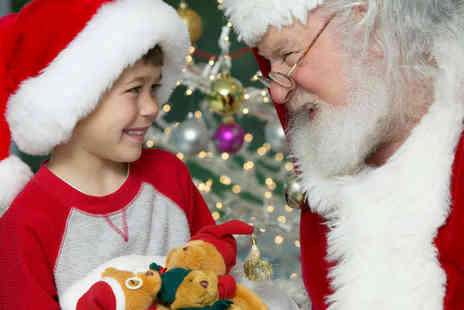Loch Lomand Shores - Storytelling with Santa on the Santa Express for Two - Save 0%