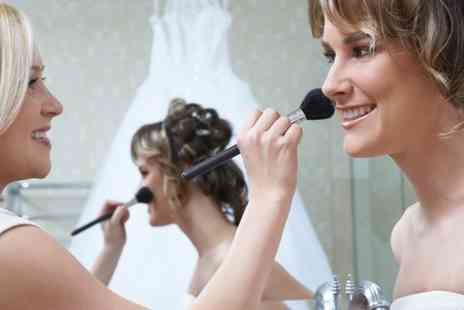 Nida - Bridal or Glamour Make Up Class For One - Save 83%