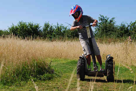 Segway Unleashed - Off Road Segway Challenge Experience - Save 45%