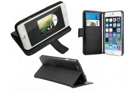 E accessories - iPhone 6 Flip Case/Stand - Save 67%