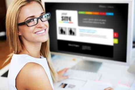 Learning for You - Online web design course - Save 98%