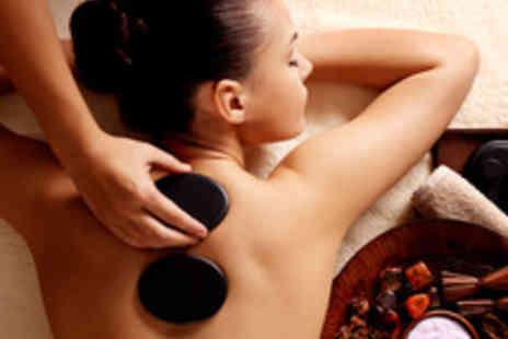 The Beauty Retreat - 60 Minute Hot Stone Massage, Back Cleanse and Face Mask - Save 67%