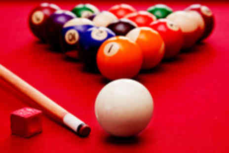 Reardons Snooker and Pool - Two Hours of Pool or Snooker Plus Four Beers and Hot Dogs - Save 60%