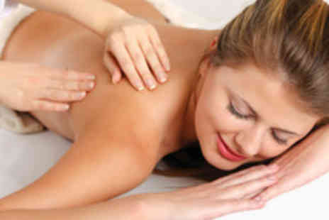 The Relaxation Den Gloucester - Invigorating 90 Minute Full Body Massage for One Person - Save 52%