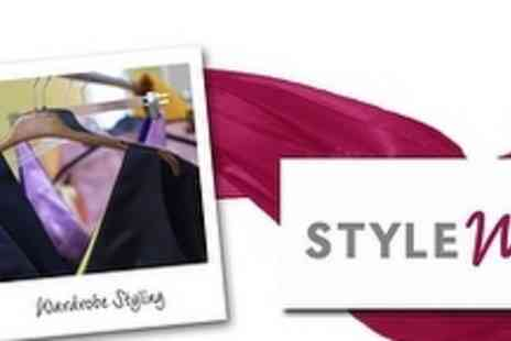 Style ME - Home Wardrobe Styling Session - Save 67%