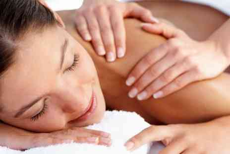 June Ralph Reflexology - Choice of Massage Plus Reflexology - Save 62%