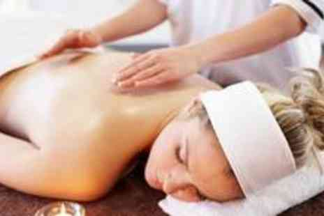 Angel Sourced Holistics - Crystal Holistic Re balancing back, neck and shoulder massage - Save 67%