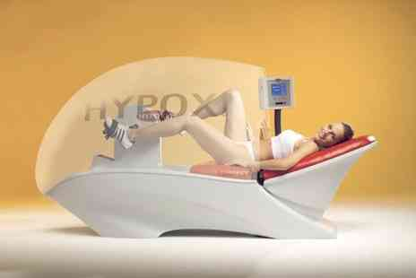 Hypoxi Chichester - Three Sessions of HYPOXI Therapy - Save 61%