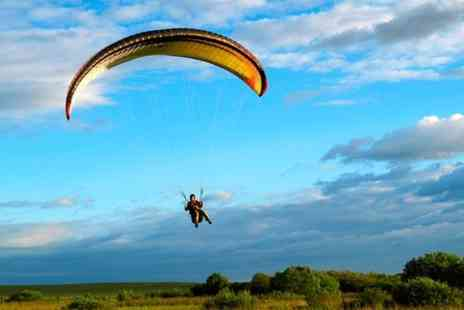 Air Adventure Paragliding - Five Hour Paragliding Taster Session - Save 62%