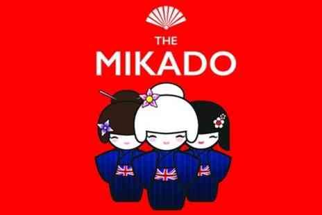 Charing Cross Theatre - Ticket to The Mikado - Save 33%