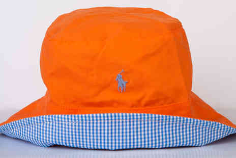 Discount Network - Ralph Lauren Reversible Bucket Hats for Kids - Save 62%