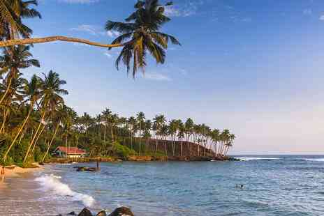 Tropical Vacation - Seven Day Sri Lanka Tour for 2 with Safari Pass - Save 34%